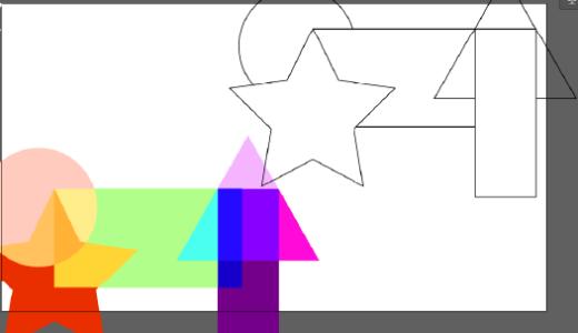 Illustrator【ライブペイント】とは?使い方や解除の仕方も解説します