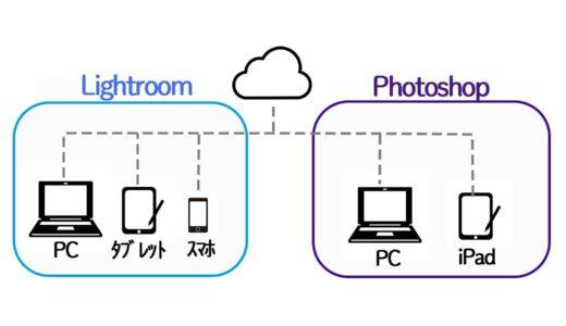 LightroomとPhotoshopの違いは?項目別に徹底解説!【Adobe初心者必見】
